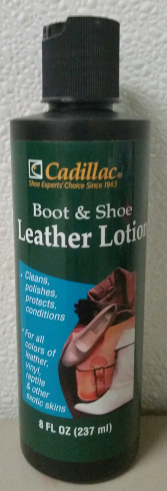 cadillac boot and shoe care vto saddlery
