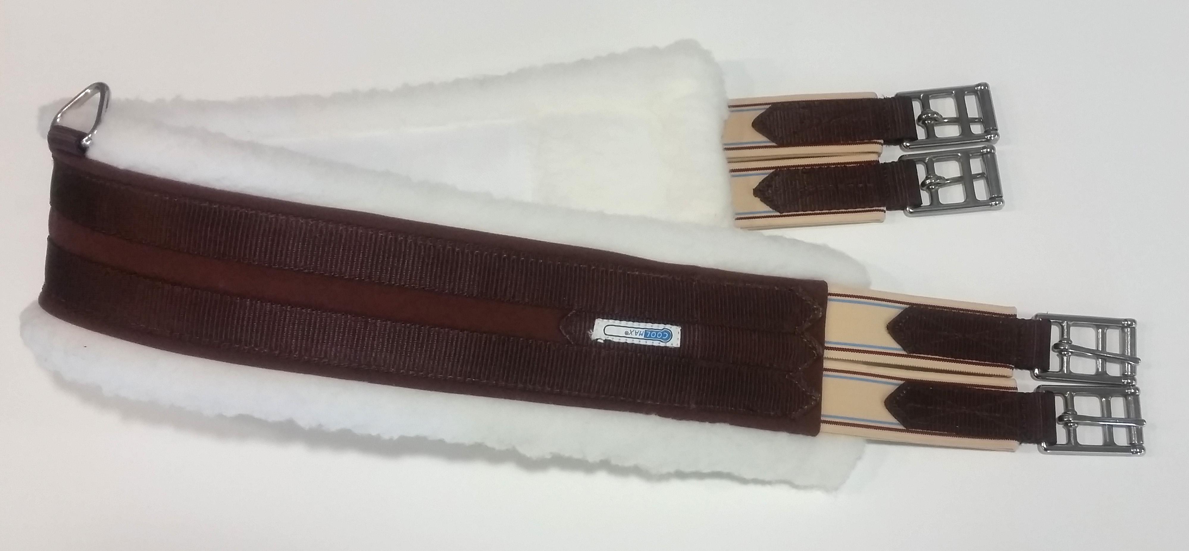 Lettia CoolMax Fleece-Lined Girth