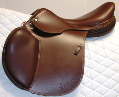Prestige Eventing Saddle 17